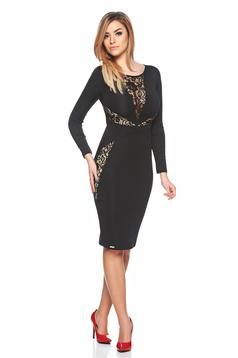Rochie Fofy Chic Definition Black