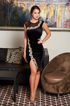 Rochie Fofy Majestic Syrene Black