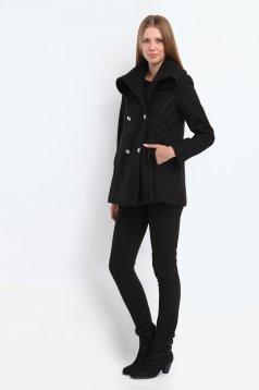 Palton Top Secret SPZ0259CA Black