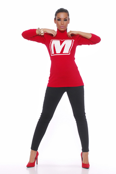 Bluza MissQ Extreme Beauty Red