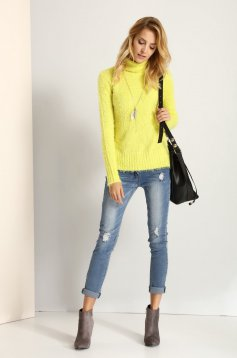 Pulover Top Secret S025613 Yellow