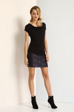 Tricou Top Secret S025678 Black