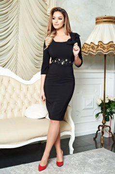 Rochie LaDonna Sweet Perfection Black