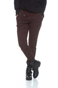 Pantaloni PrettyGirl Simple Motivation DarkBrown
