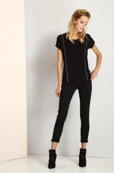 Tricou Top Secret S025743 Black