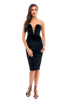 Rochie Ana Radu Interesting Lady Black