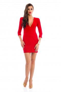 Rochie Ana Radu Creative Style Red