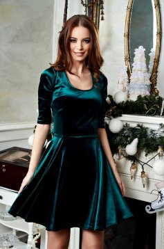 Rochie Artista Fashionable Event Green