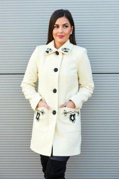 Palton LaDonna Fabulous Winter Nude