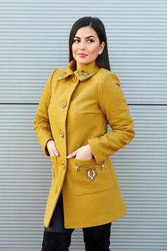 Palton LaDonna Fabulous Winter Yellow