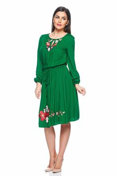 Rochie LaDonna Autumn Beauty Green