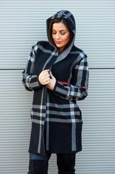 Cardigan Fashionable Season Black