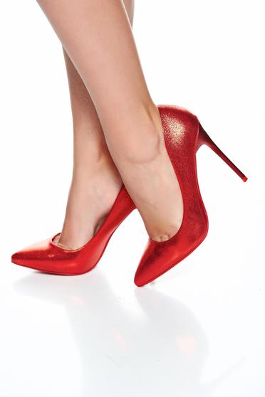 Pantofi Divine Dream Red