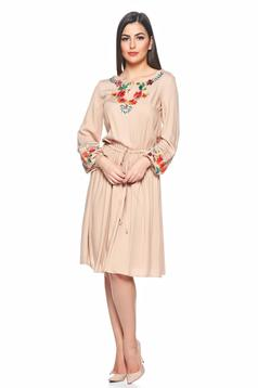 Rochie LaDonna Autumn Beauty Cream