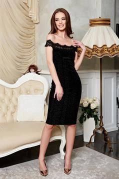 Rochie Fofy Exclusivity Black