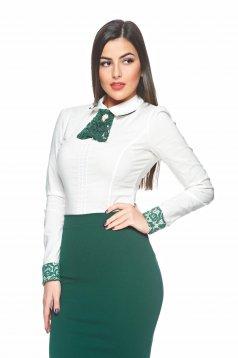 Camasa Fofy Office Women White