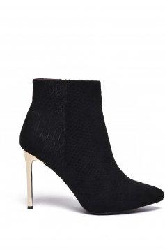 Pantofi Top Secret S025868 Black