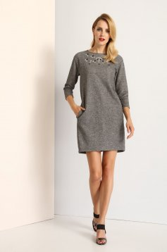 Rochie Top Secret S025884 Grey
