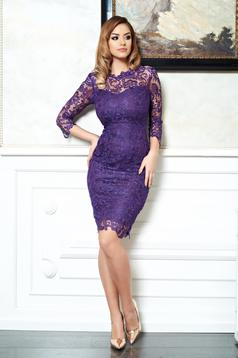Rochie Feminine Secret Purple