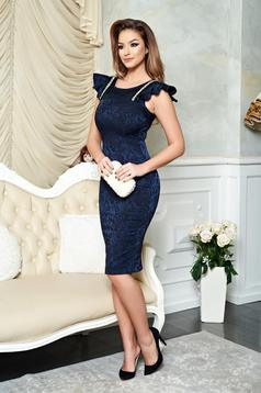 Rochie StarShinerS Gorgeous Time DarkBlue