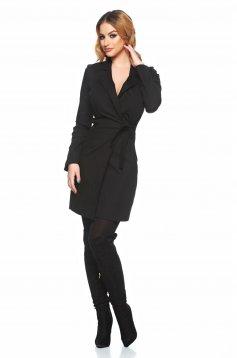 Rochie PrettyGirl Lovely Design Black