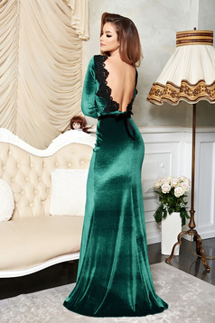 Rochie StarShinerS Magical Princess Green