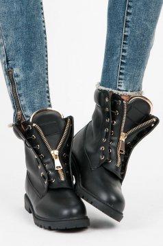 Ghete Modern Steps Black