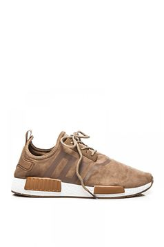 Adidasi Sporty Look Brown