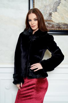 Jacheta De Blana LaDonna Perfect Place Black