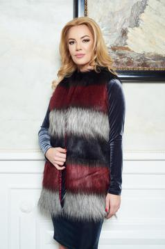 Vesta De Blana LaDonna Winter Design Black