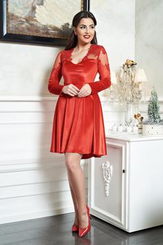 Rochie Sublime Serenity Red