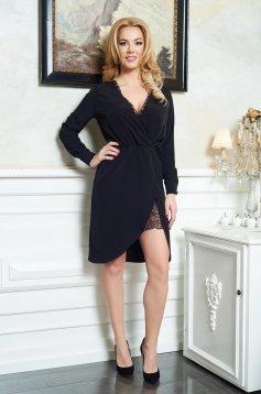 Rochie PrettyGirl Elegant Party Black