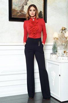 Pantaloni Fofy Classy Fame Black