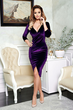 Rochie StarShinerS Super Girl Purple