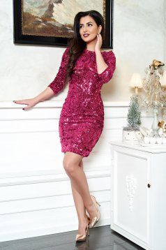 Rochie StarShinerS Evidence Pink