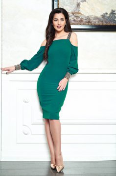 Rochie Lovely Emotion Green