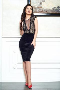 Rochie Fofy Admirable Lady Black