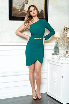 Rochie PrettyGirl Glam Addiction Green