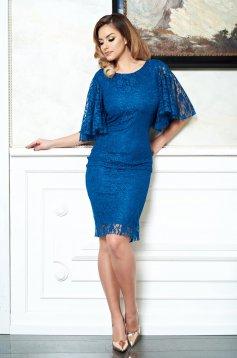 Rochie PrettyGirl Seductive Charm Turquoise