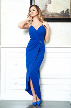 Rochie PrettyGirl Enigmatic Notes Blue
