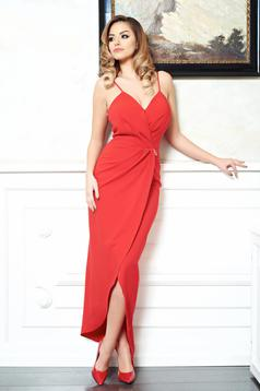 Rochie PrettyGirl Enigmatic Notes Red