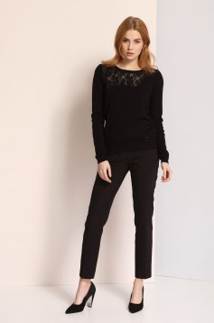 Pulover Top Secret S026168 Black