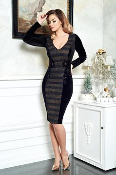 Rochie LaDonna Dedicated Beauty Black