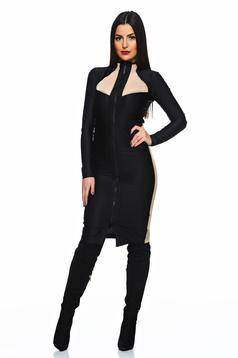 Rochie Ocassion Catchy Look Black