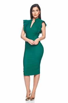 Rochie Fofy Gallant Choice Green