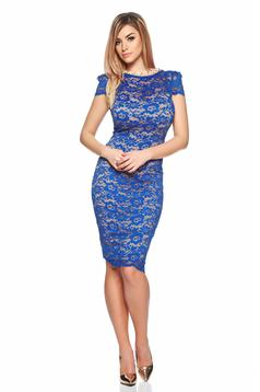 Rochie Fofy Magic Silhouette Blue