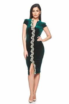 Rochie Fofy Perfect Simphony Green