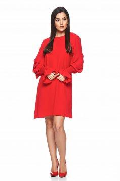 Rochie Ana Radu Fancy Party Red