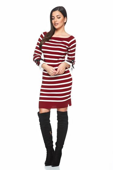 Rochie Smart Casual Burgundy
