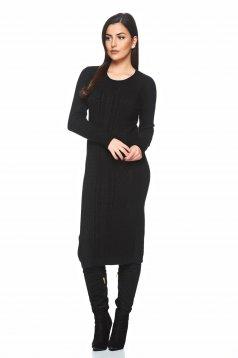 Rochie Winter Elegancy Black